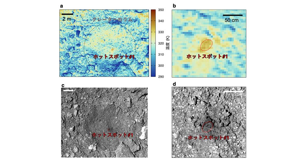 リュウグウ上で最も始原的な岩石を発見