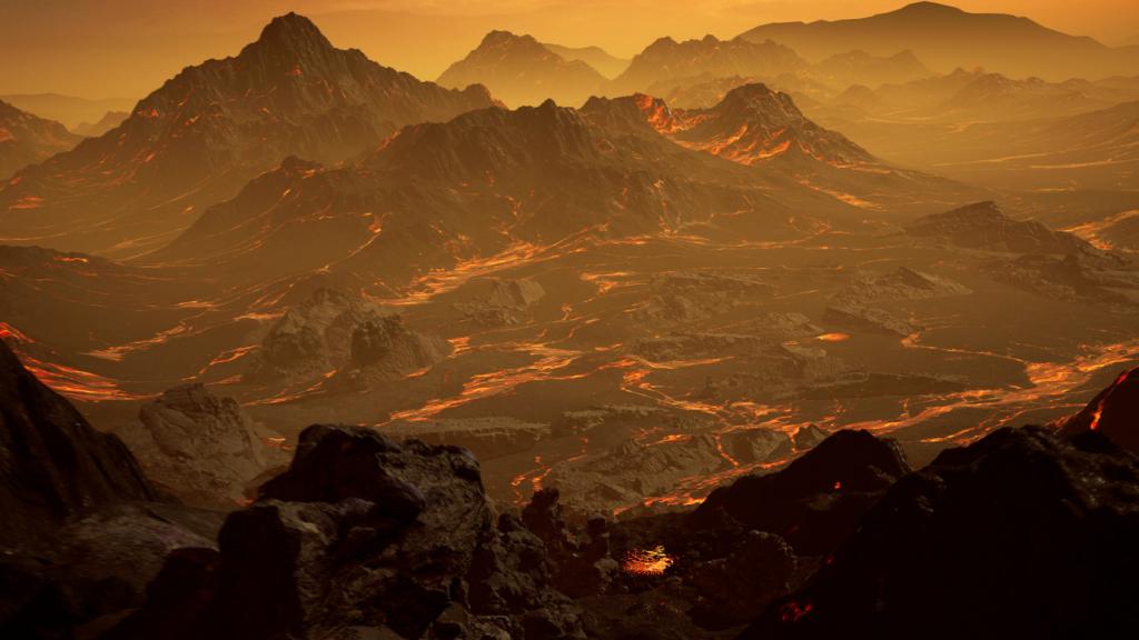大気の詳細調査に適した地球型の系外惑星を発見